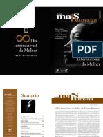 Revista Mais Humana 09 2006