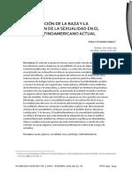 Sexualización de la raza y la racialización de la sexualidad (viveros 2009)