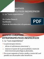 Agentes Curativos Extraterapéuticos Inespecíficos
