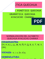 Quechua Aa