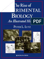 Peter L. Lutz-The Rise of Experimental Biology_ an Illustrated History-Humana Press (2002)(2)