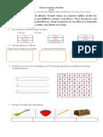 Guía de Lectura y Escritura Fr Fl