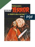 Coretti Ada - Seleccion Terror 099 - La Muerte Afila Sus Dientes.doc