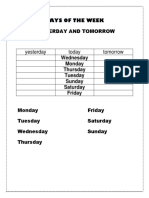 DAYS OF THE WEEK.docx
