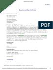 Supplemental Type Certificate SA3237WE