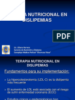 Clase Udh Dislipemias Nueva