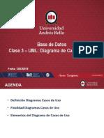 Clase 3 - UML - Diagrama de Caso de Usos