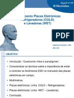 Manual Placas Eletronicas Electrolux