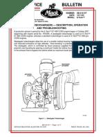 Wastegate Turbochargers — Description, Operation