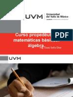 Algebra Prope