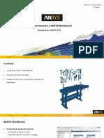 CFX-Intro 17.0 Lecture02 Workbench Introduction.en.Es