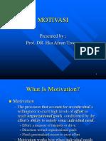 motivasi& kepemimpinan