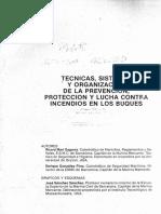 Tecnicas Sistemas y Organización de La Prevencion Proteccion y Lucha Contra Incendios en Los Buques