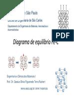 Aula 3-Diagrama Ferro Carbono e TT Normalização Recozimento Final [Modo de Compatibilidade]