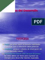 Teorías Del Desarrollo- Clase 4