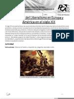 OA 1 - El Surgimiento Del Liberalismo en Europa y América