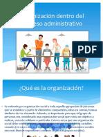 Organización Dentro Del Proceso Administrativo