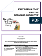 unit lesson plan