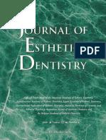 Journal Esthetic Dentistry 2000 by Dreamteam Www.dentopolis.com[Odontologia]