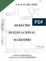 Derecho Internacional Maritimo - ESNA