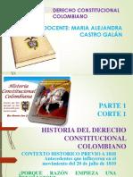 HISTORIA DEL DERECHO CONSTITUCIONAL COLOMBIANO.(presentacion 1).2015 estudiantes.pdf
