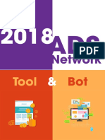 2018 CPM Ads Network
