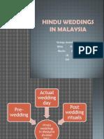 Hindu Weddings in Malaysia (Presentation BI)