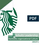 Starbucks Organizational Behavior
