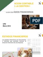 Clase 02- Wa Upn - Los Estados Financieros - 24-03-2018