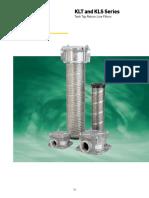 EHYDF2 Hydraulic Filtration CAT2300-13 LP3