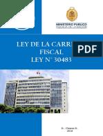 Ley de La Carrera Fiscal