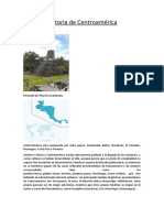 Historia de Centroamérica