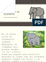 Ppt - Cuento Manguera, El Elefante