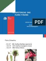 Ley de Caza y Flora - Sag Chillan