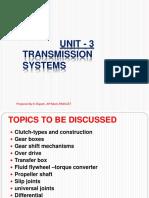 Unit3 Me6602automobileengineering Transmissionsystems 171226034140