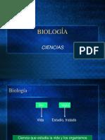 Ppt Qué Es La Biología Ciencias