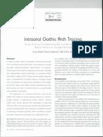 Intraoral Gothic Arch Tracing..pdf