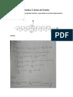 Coeficientes de Furrier Practica 2