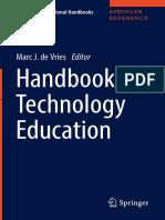 - International Handbook of Technology Education (2017, De Vries, Marc, Springer Verlag)
