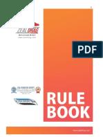 Zeal Drag 2.0 Rulebook 2018