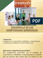 Capítulo No 1 Desarrollo de Competencias Gerenciales