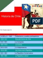 Sintesis Historia de Chile1