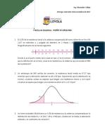 3. Práctica de Estadística 2017 C