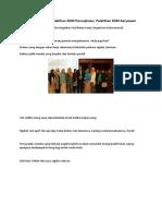 Pelatihan SDM, Pelatihan SDM Perusahaan, Pelatihan SDM Karyawan