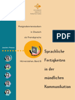 Theisen Joachim. - Sprachliche Fertigkeiten in der mündlichen Kommunikation. Hörverstehen, Band B .pdf