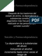 Ansiedad,Depresiòn y Suicidio en Fd