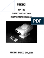 CP-30 Instruction Manual