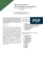 Informe Proyecto Microcontroladores 1-univalle yumbo