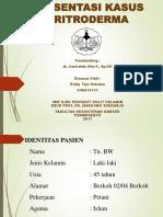 Presus Eritroderma
