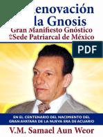 La Renovación de La Gnosis (Por El v.m. Saw) Icglicu